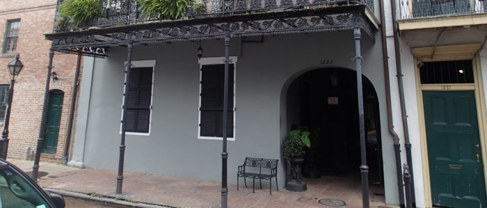 French Quarter Home Inspection
